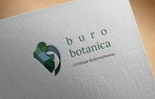 Логотип для студии ландшафтного дизайна