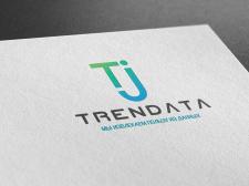 """Логотип """"Trendata"""""""