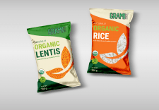 Organic Product Package Design