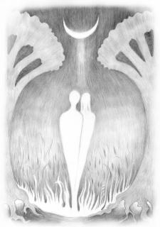Иллюстрация к книге Ильи Шумея