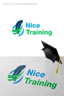 Логотип для Nice Training