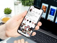 Ведение соцсетей и настройка рекламф