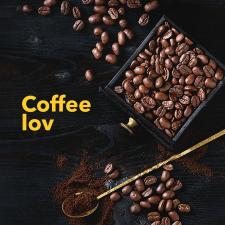 Разработка дизайна фирменного стиля для кофейни