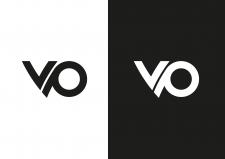 Логотип VP Монограма