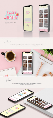 UI/UX For Delivery Mobile App
