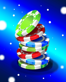 Иллюстрация на покерную тематику