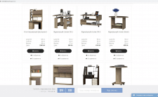 Описания товаров - мебельная тематика (27шт.)