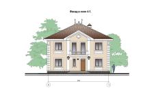 Дом 7 фасад