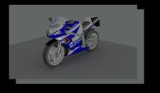 Motorcycle Suzuki на футболку