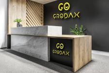 "Логотип ""Grodax"""