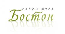 Лого салона штор Бостон