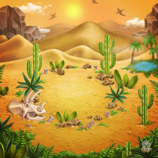 Location for Lost world game