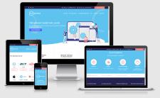Сайт для сервісного центру OneService