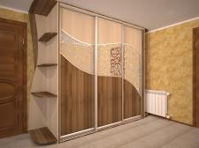 Моделирование и визуализация шкафа-купе