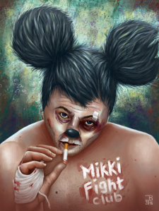 Mikki Fight club