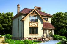 Візуалізація проекту будинку