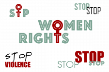 Логотип для организации Women Rights
