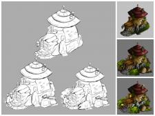 Concept Game art