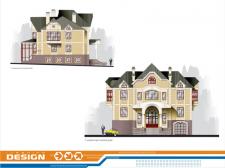 Разработка фасада (частное лицо)