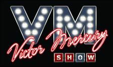 Логотип для Шоу Виктора Меркурий