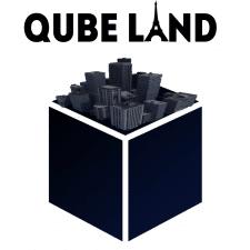 Логотип компании Qube Land