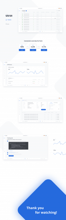 UX/UI Interface