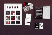 Разработка логотипа, визиток и скидочных карт.