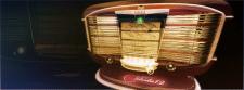 Модель старой радиолы