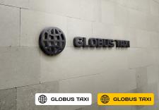 Редизайн логотипа для службы такси