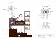 Разработка мебельной стенки
