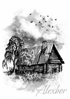 Иллюстрации к книге стихов