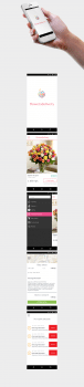 Мобильное приложение для доставки цветов
