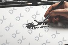Логотип для компании по аренде скутеров