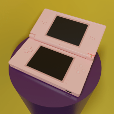 Nintendo DS Lite Pink edition