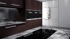 Визуализация техники для кухни