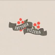 Разработка логотипа для Пиццерия