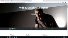 Focal HTML/CSS