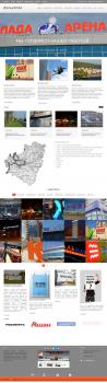 Сайт на Drupal