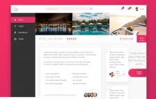 Landing page Flexbox responsive