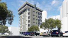 3д визуализация многоэтажки