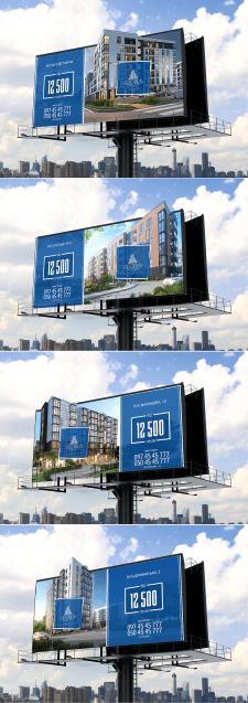 Дизайн 3D билбордов