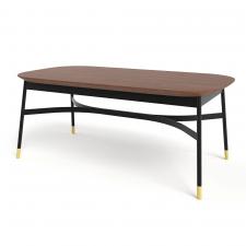Amalyn table noyer