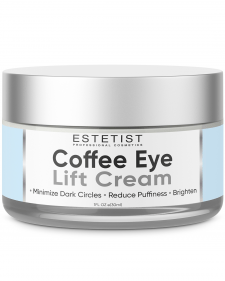 "Дизайн упаковки ""Coffee Eye Lift Cream"""