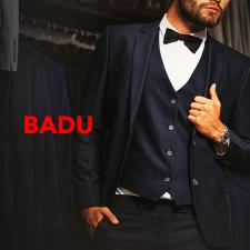 """Разработка дизайна оформления фасада для """"BADU"""""""