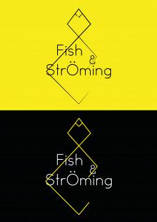 Логотип для компании по продаже рыбы