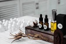 Дизайн упаковки для парфюмерного бренда