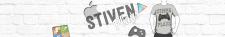 """Шапка канала """"StivenPlays"""""""