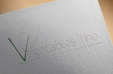vegetables line