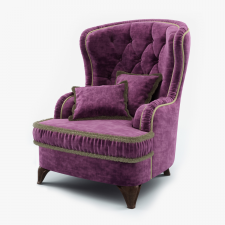 louis armchair
