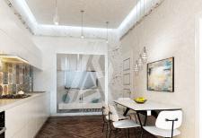 Двухкомнатная квартира в Баку